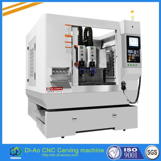 Auto Tool Change CNC Cutting Machine for Processing of Aluminum/PVC/Acrylic/Metal