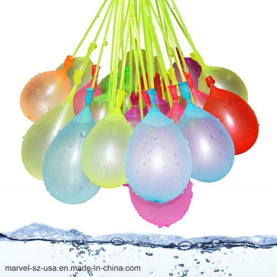 111PCS/Bag Summer Outdoor Child Toy Balloon Bunch Water Balloons Magic Bombs Balloon