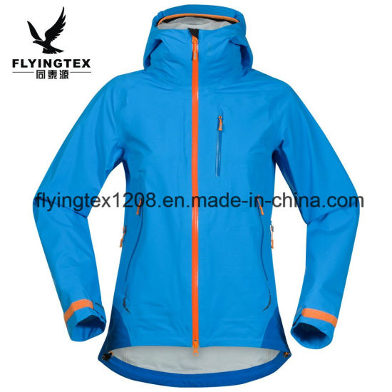 Hot Sale Casual Windproof Polyester Fabric Women/Ladies Winter Jacket