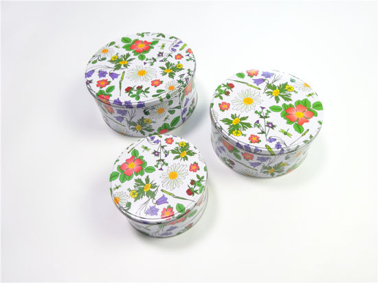 Tin Box for Candy Biscuits Cookies pictures & photos