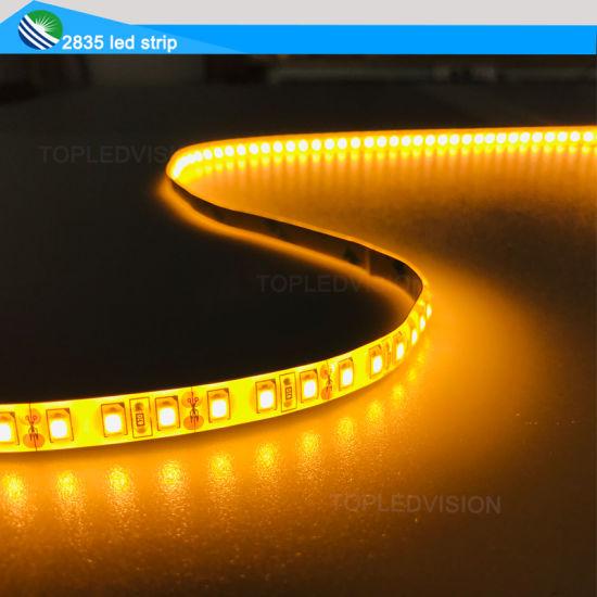 High Quality Flexible LED Strip 2835 Rope Light 120LEDs/M 16W/M