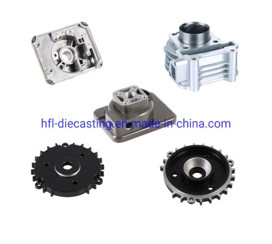 Precision Die Casting OEM & ODM Foundry Die Casting Aluminum Parts for Auto Parts/ Motorcycle Accessories/Furniture Hardware/CNC Machining
