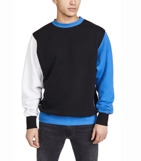 Wholesale Custom Multi Color Pullover Hoodie for Men French Terry 100%Cotton