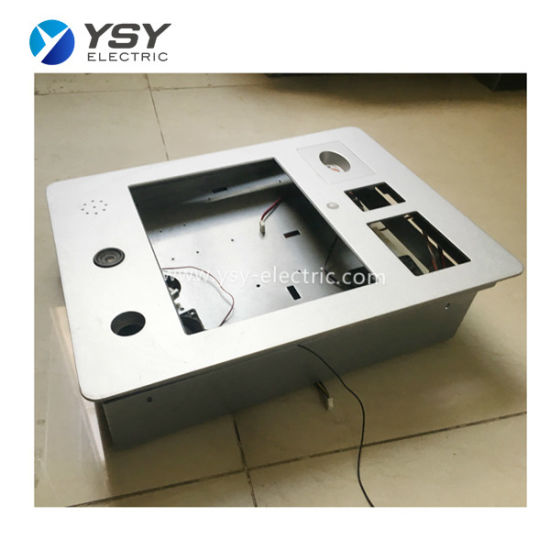 OEM Factory Stamping Parts for Metal Electrical Enclosure