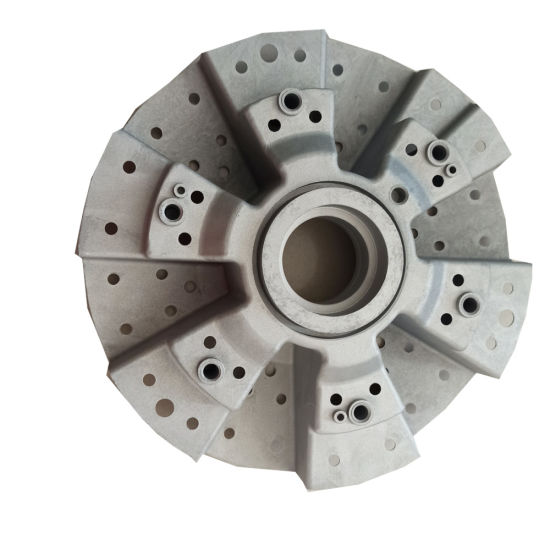 OEM Customized Aluminum Die Casting for Electric Motor Housing Car /Auto Spare/Motor/Pump/Engine/Motorcycle/Embroidery Machine Stamping Die Casting Parts