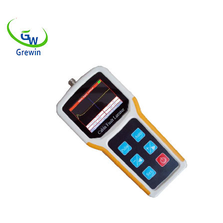Handheld Tdr Power Cable Fault Locator 8km