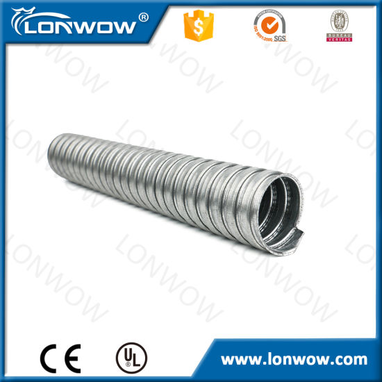 Matal Flexible Conduit for Electric Cable