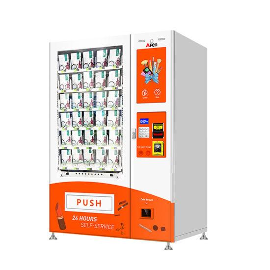 Afen Drop Sensor Nail Art Nail Designing Dog Apparel Advertising Screen Vending Machine