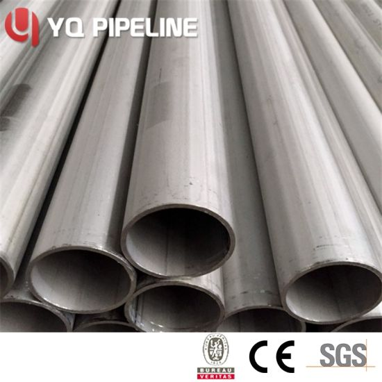 Factory Supply ASTM A376/A376m-17 Seamless Austenitic Stainless Steel Pipe for High-Temperature