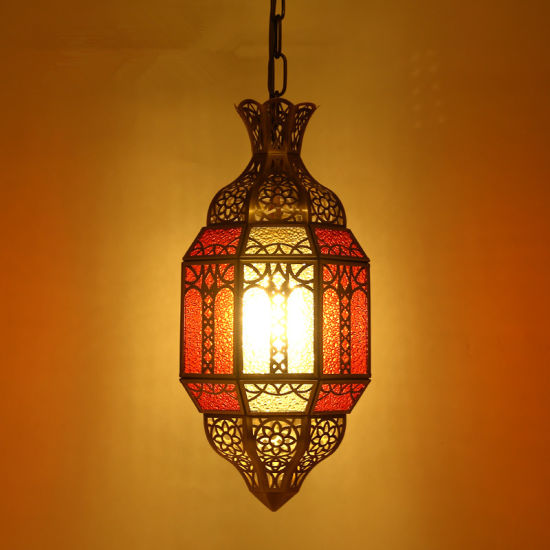 Islamic Chandelier Pendant Lamp for Home Lighting Fixtures (WH-DC-03)