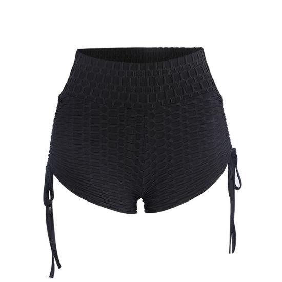 Hot Sexy Push up Yoga Leggings Shorts for Girls High Waisted Scrunch Running Jogger Shorts Womens Clothing
