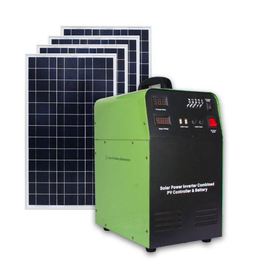 1.5kw/24V Al AC DC Solar Power System