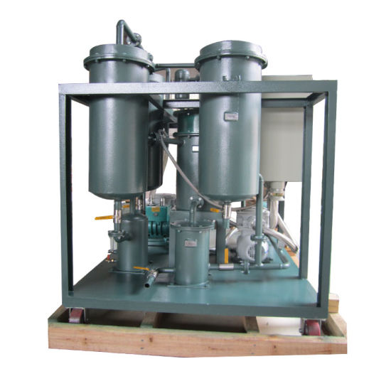Multi Function Vacuum Used Motor Oil Recycling Plant