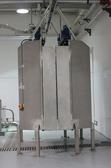Vertical Pig Carcass Washing Machine