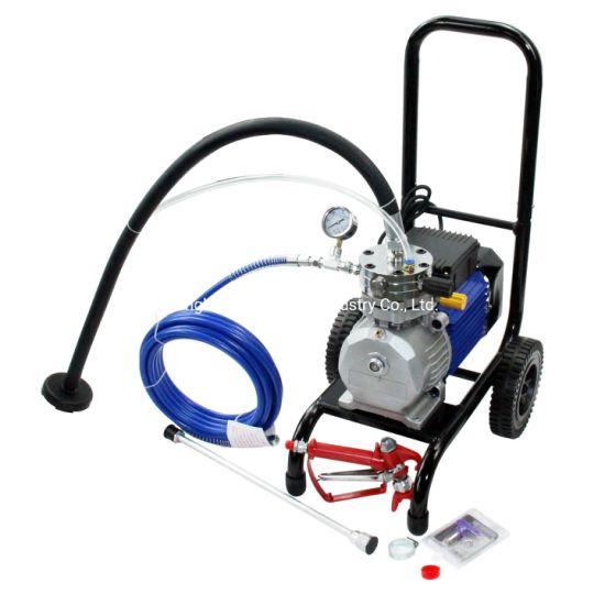 professional Electric Airless Paint Sprayer High Pressure Painting Machine pictures & photos