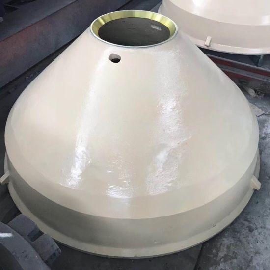 China Nordberg Hydraulic Cone Crusher Equipment with PLC