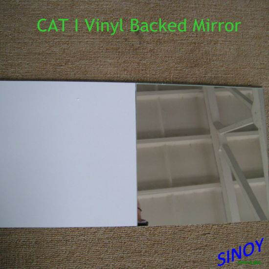 Sinoy Vinyl Backing Safety Mirror with Cat I or Cat II Film