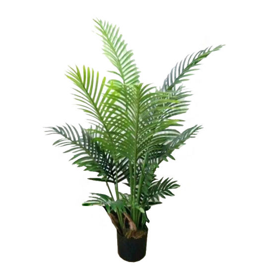 Outdoor or Indoor Artificial Plants of Small Palm Tree 1073-10-1