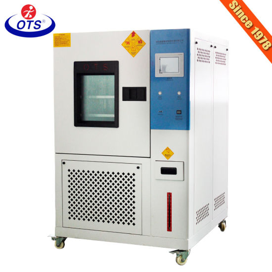 Environmental High Low Temperature Fast Change Rate Climatic Test Chamber