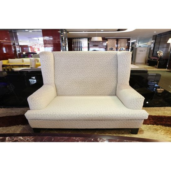 Modern Hotel Lobby Furniture Design with Contemporary Sofa Chair