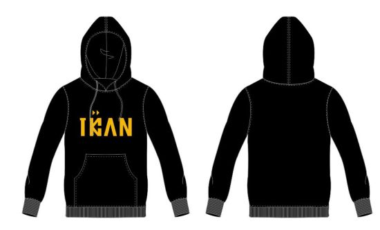Polyester Fleece Hoodies Sportswear with Wholesale Price