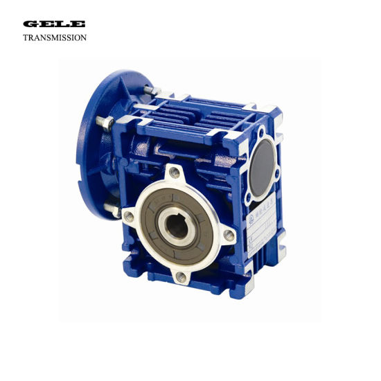 SGS, ISO, Ce Certificated RV Series Electric Motor Reduction Gearbox pictures & photos