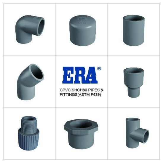 Era Brand Certified CPVC Sch80 Pipe Fittings pictures & photos