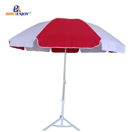 Branded Sun Umbrellas for Beach/ Food Stall with Logo for Advertising 180/200/220