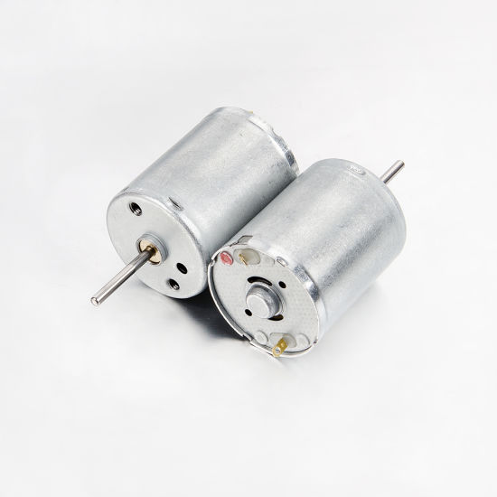 [Hot Item] 12volt 3000rpm Diameter 24 4mm Metal Brush DC Motor