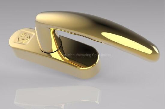 Top Grade Luxury European Design Stainless Steel Door Handle