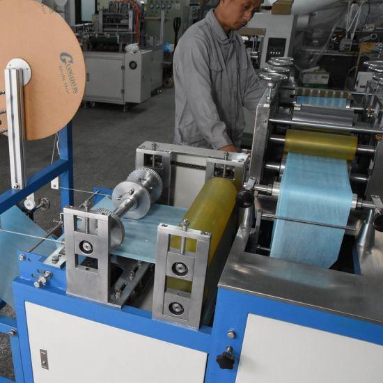Full Automatic Nonwoven Shoe Cover Making Machine