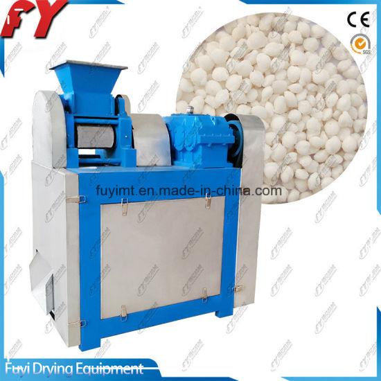 Crystal Ammonium sulfate/ammonium chloride granulating extruder