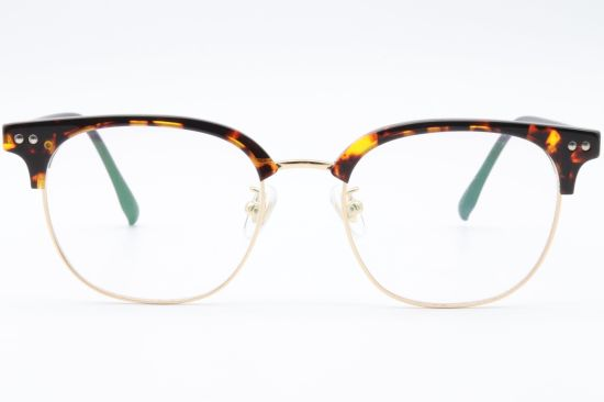 Ready Hot Selling Acetate Optical Eyeglasses Eyewear Frames with Good Quality