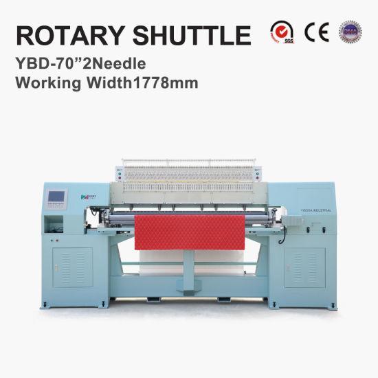 Computerized Rotary Shuttle Multi-Needle Quilting Machine70-2