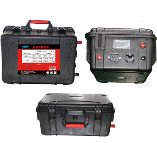 12V 30ah Portable Outdoor Battery Pack Generator Power Inverter Battery Pack 330W Outdoor Emergency Tools