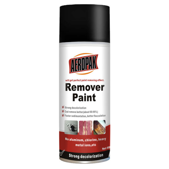 Aeropak Efficient Paint Remover Manufacturer For Car