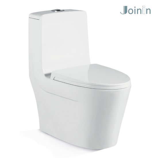 Sanitary Ware Bathroom Ceramic Wc One Piece Toilet Bowl From Chaozhou (JY1307) pictures & photos