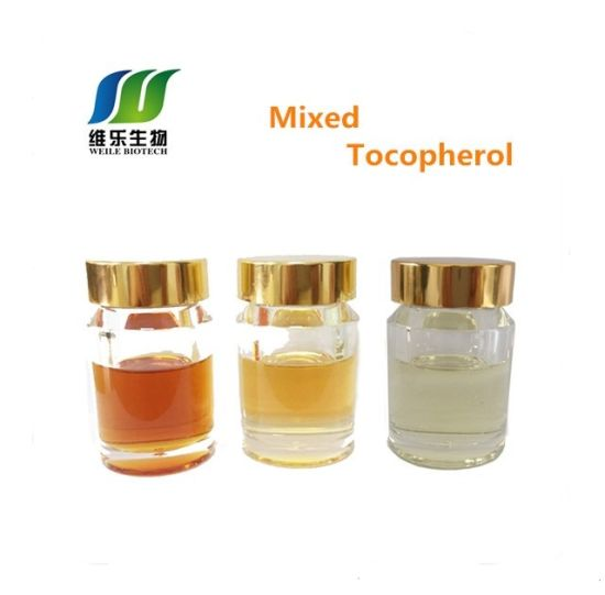 Mixed Tocopherols 50% 70% 90%; Natural Vitamin E Oil pictures & photos