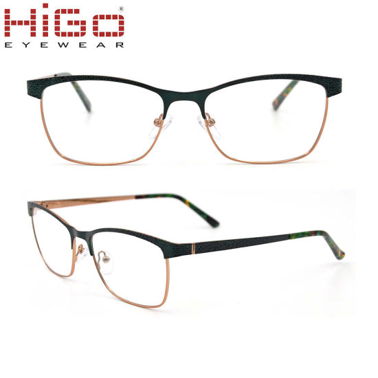 Manufacturer of Spectacle Frame Eyeglasses Stainless Steel Italian Opticals Frame