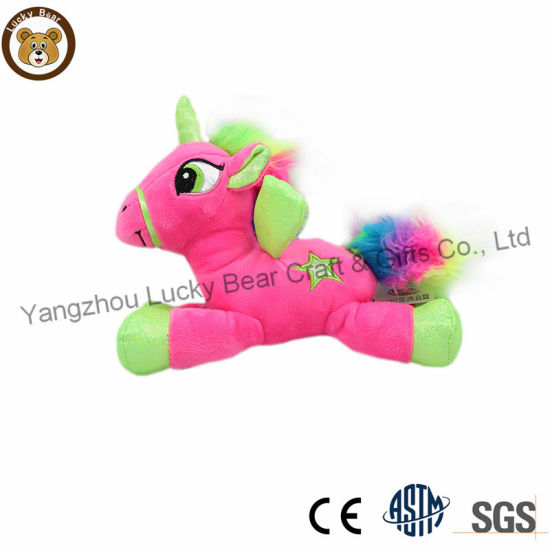 Creative Design Super Soft Plush Fabric Unicorn Stuffed Toy