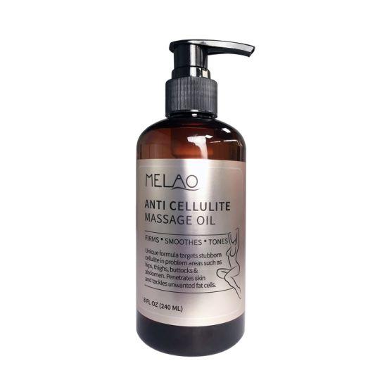 Pure Anti Cellulite Treatment Massage Essential Oil Improves Skin Firmness