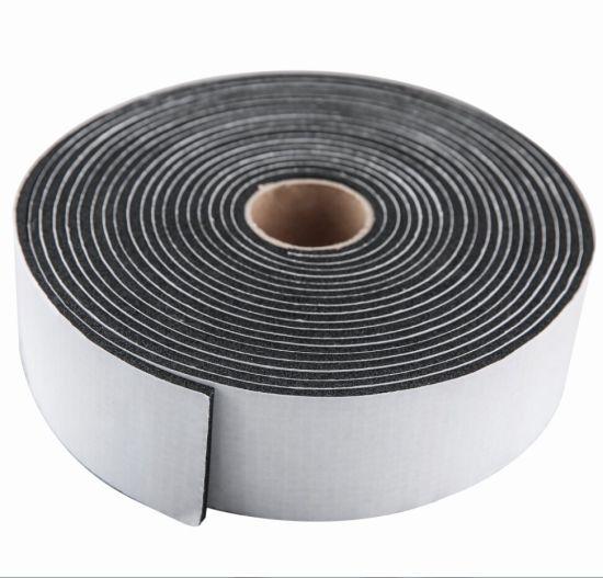 Good Flexibility Air Conditioner Insulation Self Adhesive Rubber Foam Tape