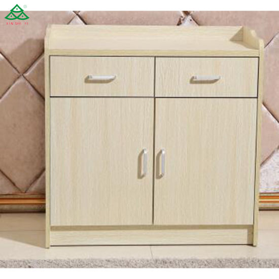 2018 New Hotel Furniture Design Living Room Wooden Tea Cabinet With Storage Side  Drawers