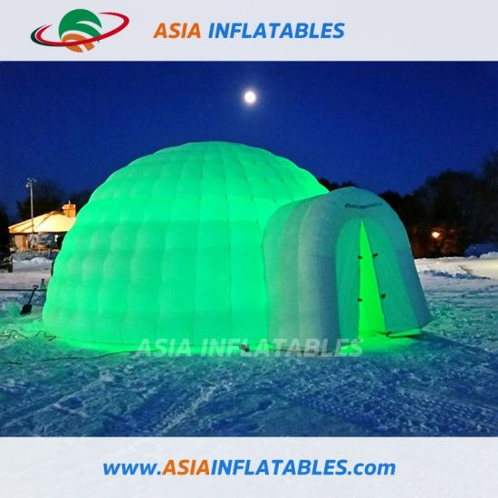 Inflatable Pod Office Inflatable Moon Pod Inflatable Structure pictures & photos
