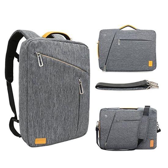 d6b1c17542 2019 New Convertible Business Laptop Backpack Travel Bag Shoulder Bags