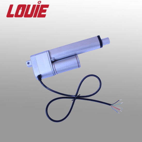 24V DC Electric Linear Actuator with Encode Test Accurate Stroke pictures & photos