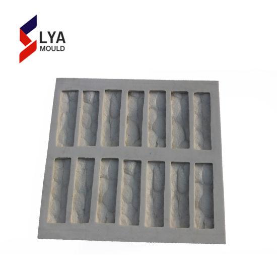 2018 New Design Production Artificial Stone Veneer Mold