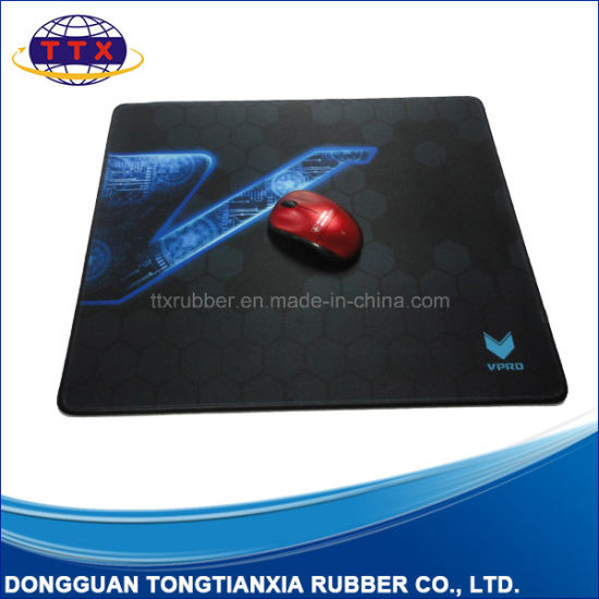 Custom Printing High Performance Overlocking Game Mouse Pad pictures & photos