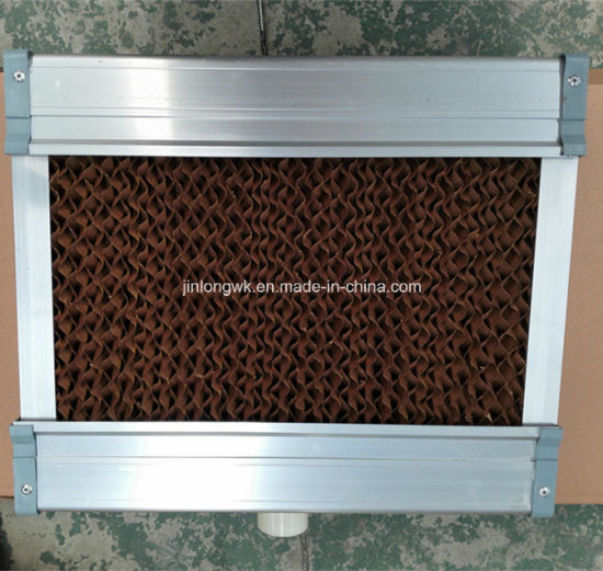 Honey Pad for Cooler/Cellulose Cool Pad/Honeycomb Cooling Pad pictures & photos