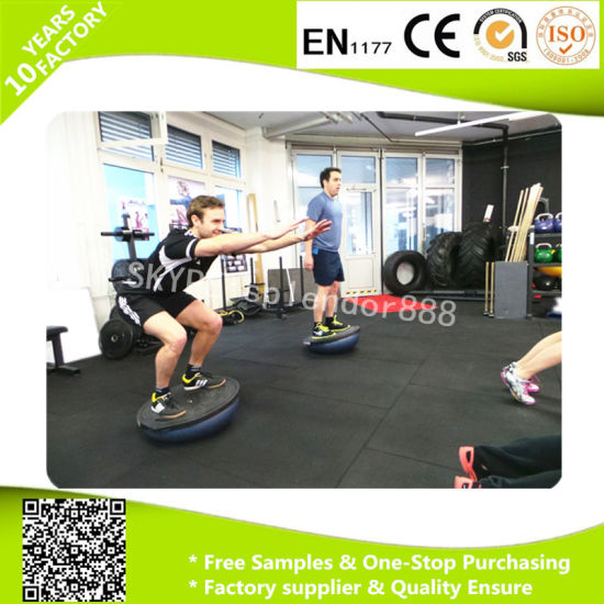 China Crossfit Equipment Fitness Center Rubber Floor Mat China